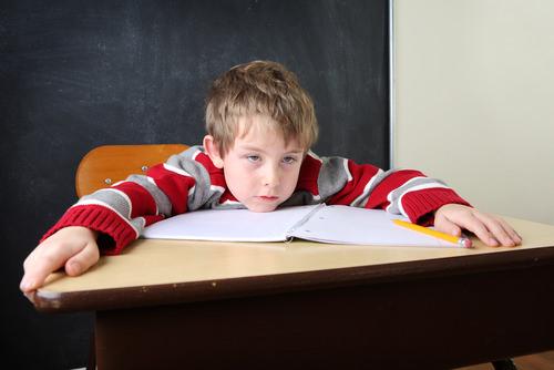 ADHD- problema sesizata la scoala