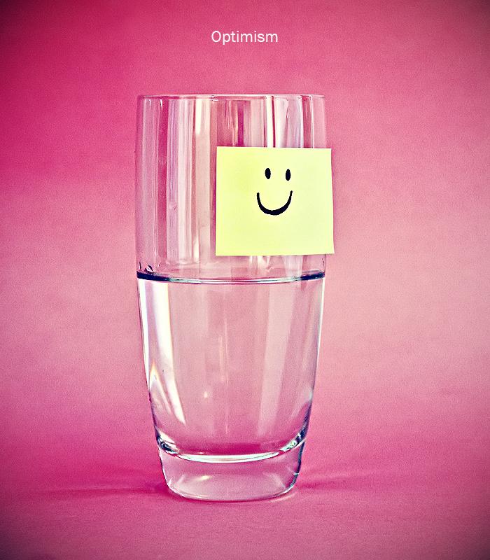 Sunt optimist!